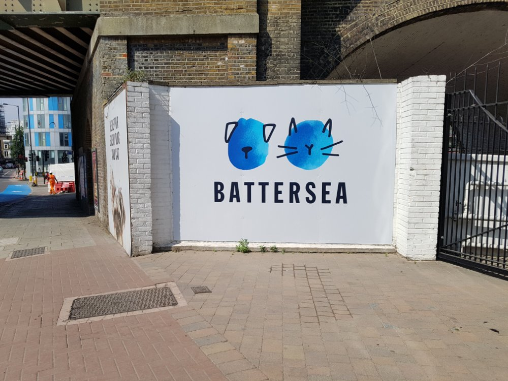 Battersea dogs and cats home